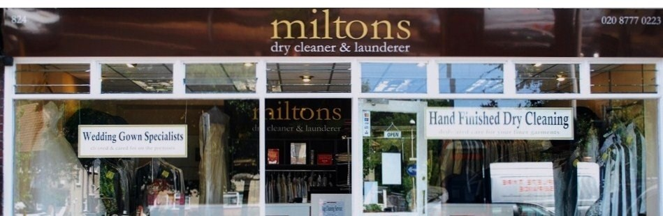 Miltons Dry Cleaners